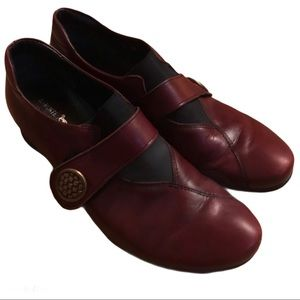 Remonte Dorndorf Leather Comfort Shoes Pull On